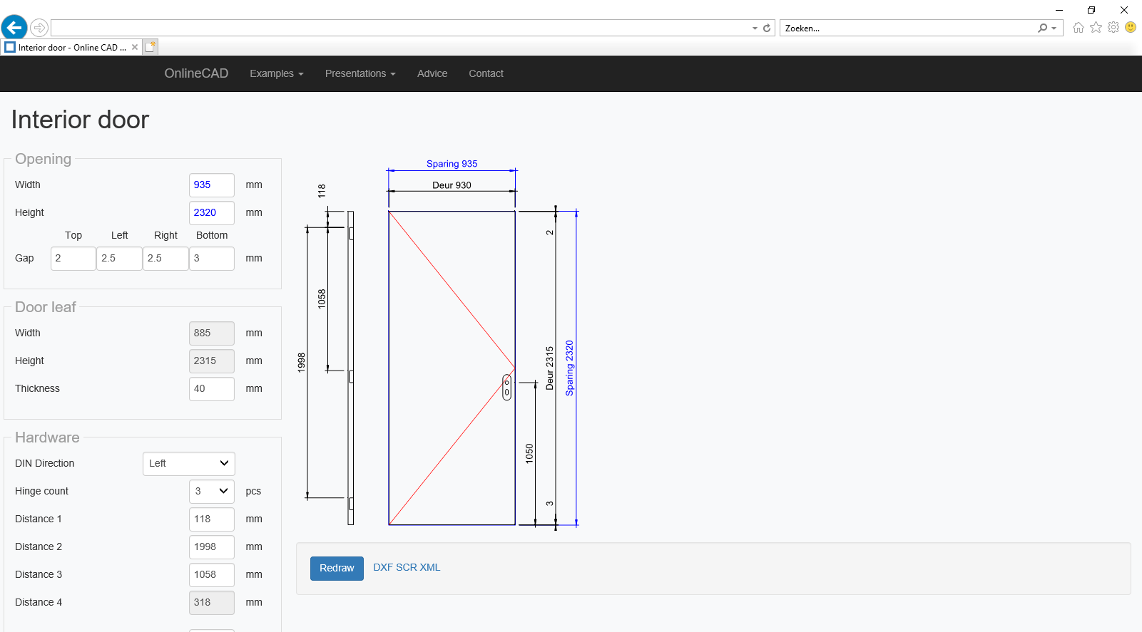 Online Cad Lications Welcome